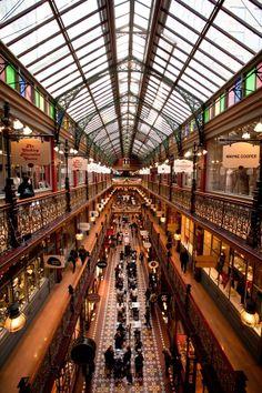 Sydney Strand Arcade by Matthew Deng on 500px