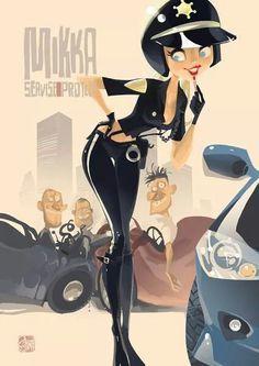 The Art Of Animation, Otto Schmidt Otto Schmidt, Comic Book Artists, Comic Artist, Girl Cartoon, Cartoon Art, Character Illustration, Illustration Art, Character Sketches, Manga Anime