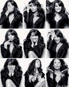 Lea Michelle! Love her!