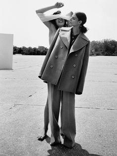 Steffy Argelich, Ilana Kozlov by Cass Bird for Vogue Russia September 2015