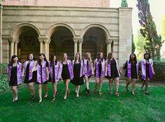 UCLA Phi Sigma Rho grads 🎓🎓