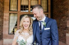 The very gorgeous @miranda_rushton and @davidgodfrey85 looking pretty pleased with themselves after just getting married 10 years to the day that they got together  @inglewoodmanor  #outdoorweddinguk #inglewoodmanor #inglewoodmanorwedding #wirralwedding