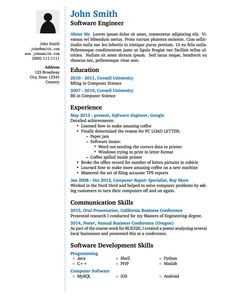 Latex Resume Template Latex Cv Template  #adultlife  Pinterest  Cv Template Template