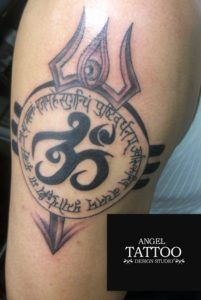 Tattoos done by Angel Tattoo Design Studio in Gurgaon Tattoo Centers, permanent tattoo making under safe-hygiene environment Angel Tattoo Designs, Best Tattoo Designs, Trishul Tattoo Designs, Permanent Tattoo, Tattoos Gallery, Lord Shiva, More, Tattoo Studio, Girl Tattoos