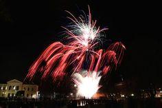 Fireworks - by Rolf Lindström on 500px