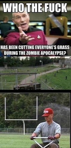 OMG ! mind blown, Totally did not catch that The Walking Dead Memes