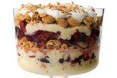 pluot trifle