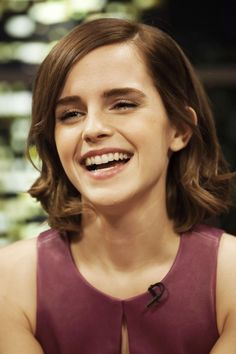 We chart Emma Watson's hair history - from Hermione curls to that brand new bob
