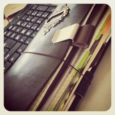 Chunky Traveler's Notebook   Flickr - Photo Sharing!