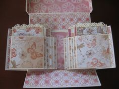 Gatefold Box Mini Album