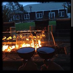Happy Monday. Thanks @sbmasoniv for sharing! #regram #wine #fireside #FARM #napavalley #carneros