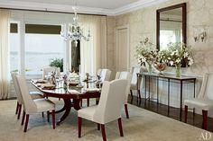 Mariette Himes Gomez Decorates a Mansion on Long Island Photos | Architectural Digest