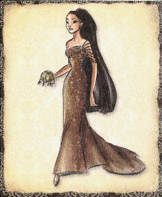 Pocahontas (Disney Designer Princess Collection)