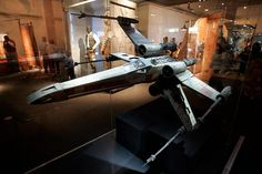 X-pensive X-Wing: Star Wars prop fetches $160000 at auction     - CNET  An X-Wing model used in Star Wars Episode IV on display at the California Science Center.                                              Stephen Osman/Getty                                          You might call yourself a Star Wars fan but are you willing to pay $160000 to prove it?  A treasure trove of original Hollywood memorabilia went under the hammer last week with original costumes and set pieces from Star Wars…