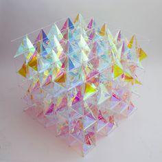 Cerf-volant sculptural 3D par SO-IL et 3M