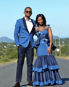the best couples shweshwe dresses for We accept aggregate the ultimate account of couples analogous apparel account to advice booty your accord African Print Wedding Dress, African Wedding Attire, African Attire, African Dress, African Wear, Xhosa Attire, South African Traditional Dresses, Traditional Wedding Dresses, Seshweshwe Dresses