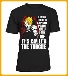 Dragon Ball I Know The Is A Special - Höllische shirts (*Partner-Link)