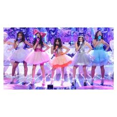 'X Factor's' Simon Cowell on Fifth Harmony 'They Remind Me of One... ❤ liked on Polyvore