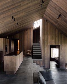 Cabin Geilo By Lund Hagem Architects