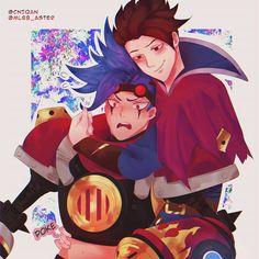 Moba Legends, My Best Friend, Best Friends, Alucard, Cute Anime Boy, Bang Bang, League Of Legends, True Colors, Mobiles