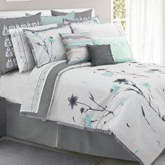 Pretty bedding / color scheme