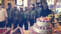 Happy Birthday to you. Happy Birthday, Birthday Cake, Phnom Penh, Happy Brithday, Urari La Multi Ani, Birthday Cakes, Happy Birthday Funny, Cake Birthday, Happy Birth