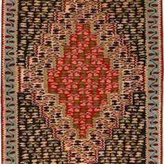 Sena Kurdi Kurdish Hand Knotted Killim Size: M x M Kilims, Knots, Bohemian Rug, Rugs, Home Decor, Farmhouse Rugs, Decoration Home, Room Decor, Knot