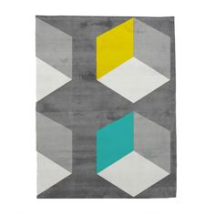 By Second Studio - Cubizzmo Bech Rug CB10 at 2Modern