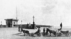 Earliest photo of worthing pier