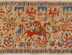 Bolster Cover [Greece, Epirus] (31.42) | Heilbrunn Timeline of Art History | The Metropolitan Museum of Art