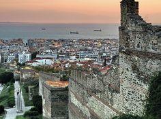 Overlooking Thermaikos Gulf - Thessaloniki - Greece
