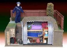 anderson shelter model