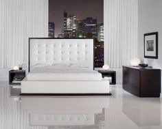 The Modloft Ludlow Bed: http://www.modloft.com/product.cfm?id=MD317-CK-WEN-WHT