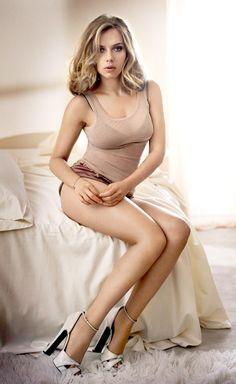 Another Scarlett Johansson Blog