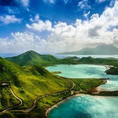 This is an awesome photo, what do you think? #Caribbean #St. Kitts  Agreed -- dramatic landscapes there, hope it doesn't get too overdeveloped!