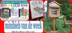 Losh Free Library, minibieb van de week nummer 32, bij Jet's Minibieb.