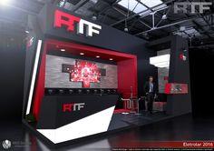 RTF on Behance