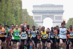 Bucket List Marathons: Paris Marathon