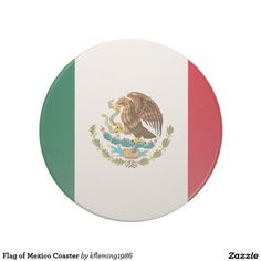 Flag of Mexico Coaster