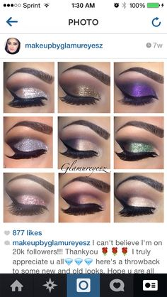 Makeup by glamour eyez