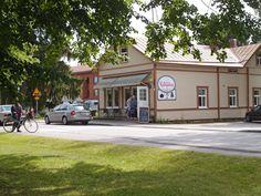 Katrianna - viehättävä lounaskahvila Kerimäellä, vain 20 km Savonlinnan keskustasta, maailman suurimman puukirkon äärellä.