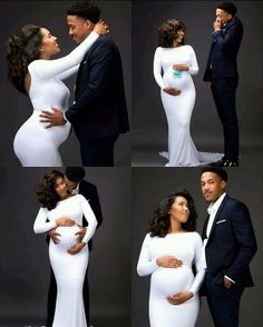 icu ~ Pin on Maternity photoshoot ~ Maternity White Long Dress Baby Shower Shoot – loveangeldress Maternity Photography Poses, Maternity Poses, Maternity Pictures, Maternity Fashion, Couple Pregnancy Pictures, Maternity Styles, Family Photography, Friend Photography, Couple Shoot