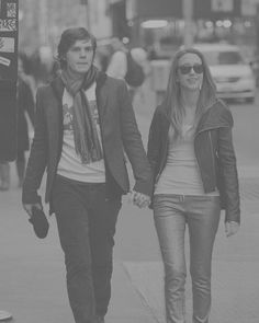 taissa farmiga and evan peters - Google Search