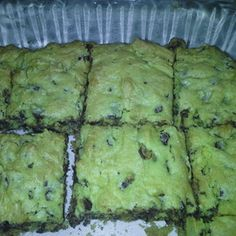 Cookie Cake Recipe Desserts with white cake mix, eggs, butter, mini chocolate chips