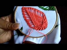 Basics of Hand Embroidery - YouTube