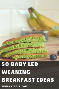 Looking for baby led weaning breakfast ideas? Unsure what finger food you can offer your weaning baby at breakfast time? Baby Led Weaning Breakfast, Baby Led Weaning First Foods, Baby Breakfast, Baby First Foods, Baby Finger Foods, Breakfast Time, Baby Led Weaning Recipes 6 Months, Blw Breakfast Ideas, Breakfast Meals
