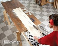 How to make sawhorses the most useful tools in your arsenal