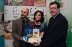 Italian excellences in Dublin for the agri food BtoB meeting ;)