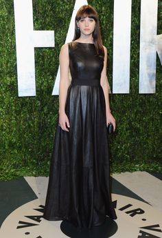 Rogue One's Felicity Jones Is a Master of Modesty on the Red Carpet Photos | W Magazine