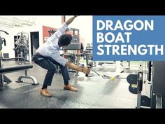 Want to take your dragon boat paddling strength to the next level? You have to make sure your entire body is strong for the paddling stroke. Add this exercis. Rafting, Dragon Boat, Pink Dragon, Outrigger Canoe, Racing Quotes, Race Training, Paddle Boat, Reduce Body Fat, Muscle Tone